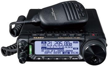 アマチュア無線機 YAESU FT-897D