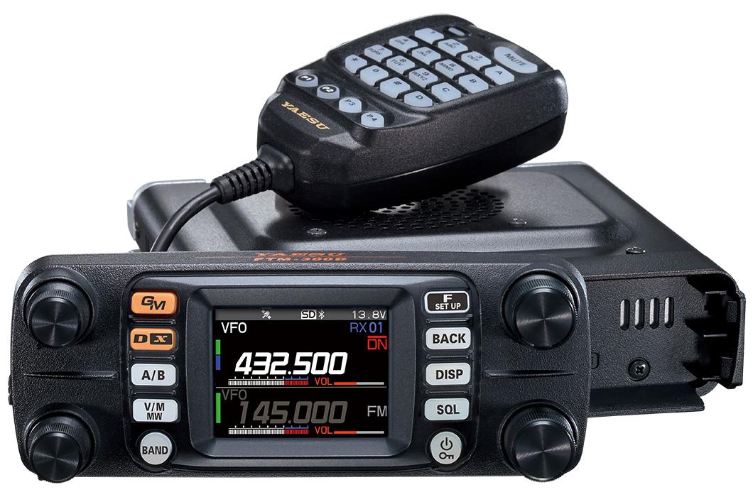 YAESU FTM-300D