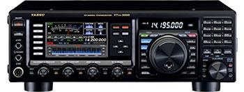 アマチュア無線機 YAESU FTDX-3000D